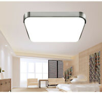 28W LED SMD Küchen Flur Decken Lampe Bad Wohnzimmer LED Deckenleuchte Leuchte BT
