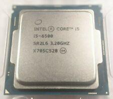 Intel Core i5-6500 3.2 GHz LGA 1151 (SR2L6) Quad-Core CPU Processor