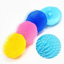 5pcs/lot Hair Massager Comb Scalp Shampoo Washing Hair Massage Brush Shower Body