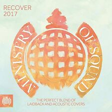 MINISTRY OF SOUND: RECOVER 2017 - NEW CD COMPILATION