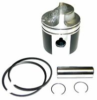 WSM Johnson Evinrude 9.9 / 15 HP Piston Kit 100-101-05K  .020 SIZE ONLY