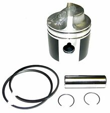 "WSM Outboard Johnson Evinrude 9.9 / 15 Hp 2.188"" Piston Kit 100-101K, 0386012"