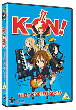 K-On! Complete Series Collection (DVD)