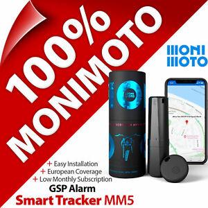 Monimoto Smart MM5 Europe GPS Tracker Alarm Motorcycle Motorbike Alarm Scooter