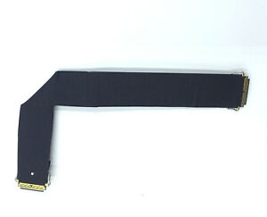New Apple iMac 21.5'' A1418 LCD Screen Video Cable 2012 2013 923-0281