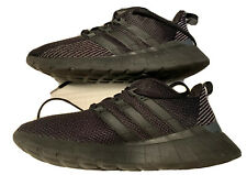Adidas Men's Athletic Waking Running Shoes Black Size 10 VeryLight US Pre -Owned