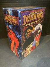 Legend of the Dragon Kings - DVD Collection (DVD, 2004, 6-Disc Set) Anime Series