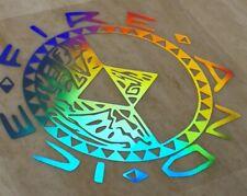 2 x logotipo * emblema pegatinas * * vw golf 2 Fire and Ice GTI 16v g60 * holograma