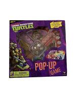 Nickelodeon Teenage Mutant Ninja Turtles ~2013 ~ Pop Up Game NEW Sealed