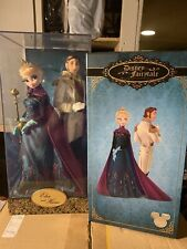 D23 Elsa And Hans Likited Edition Doll New