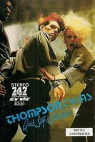 Thompson Twins ‎. Quick Step & Side Kick. 747 Import Cassette Tape
