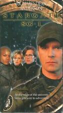 Stargate: SG-1 VHS 1998 Richard Dean Anderson Amanda Tapping Christopher Judge