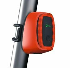 Meilan X6 Smart Bicycle Rear Light Tail Lamp 16 LED USB Rechargeable (Orange)