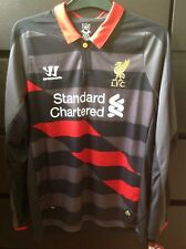 Liverpool LFC 3rd Third Shirt Size XL Boys (poss XS Men) BNWT Rare 100% Genuine