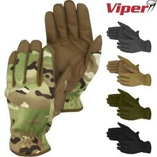 VIPER MENS TACTICAL PATROL GLOVES S-2XL ARMY MTP VCAM SECURITY MILITARY SHOOTING