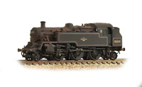 Graham Farish 372-330 N Gauge BR Standard 3MT Tank 82029 BR Lined Black (Late Cr