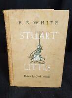 Vintage Stuart Little 1945, E.B. White, Hardback