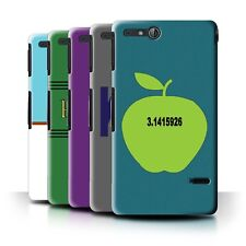 STUFF4 Back Case/Cover/Skin for Sony Xperia Go/ST27i/Catch Phrases