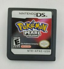 Pokemon:Pearl Version Nintendo DS Game Only for DS / DSi / 3DS XL