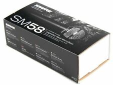 Shure Sm58-lc Cardioid Dynamic Vocal Microphone SM58LC Music Microphon