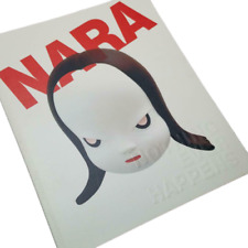Yoshitomo Nara NOTHING EVER HAPPENS Exhibition Catalog