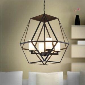 Kitchen Pendant Lighting Bar Lamp Home Glass Pendant Light Black Ceiling Lights