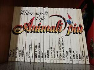 David Gnomo - Serie Completa Il Libro Segreto ANIMALI PIÙ