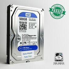 """500GB Western Digital Azul WD 5000 AAKX - 00 Erma 0 3.5"""" Disco duro interno SATA HDD"""
