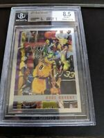 1997-98 KOBE BRYANT TOPPS CHROME 2ND YEAR RC #171 LA LAKERS BGS MINT 8.5 PSA 9?