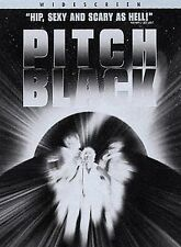 Pitch Black Dvd 2000 Widescreen Vin Diesel Radha Mitchell*Free Shipping