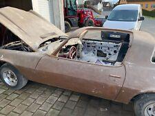Chevrolet Camaro EZ1978 Targa