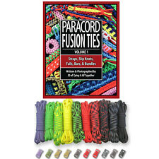 KIDS EDITION Paracord Planet Combo Crafting Kit - Buckles and How-To Book-Zombie
