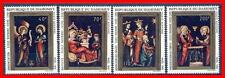 DAHOMEY 1970 RELIGIOUS PAINTINGS / CHRISTMAS SC#C132-35 MNH (E15-7-8)