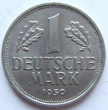 TOP! 1 DM 1950 F in VORZÜGLICH+++ !!!