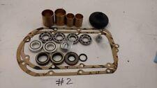 Wheel Horse RJ/Suburban 3 piece transmission rebuild kit