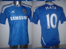 Chelsea Mata Shirt Adidas Jersey Adult Small Football Soccer Valencia Spain