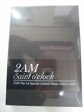 2AM / Saint O'clock Limited Edition new  sealed