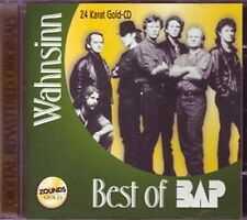 "Bap ""Wahnsinn"" (the Best of) Zounds Gold CD RAR"