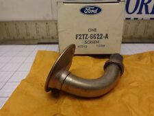 FORD OEM NOS F2TZ-6622-A Oil Pick up Tube and Screen Oil Pump Feed Many 3.0 3.0L