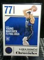 2018-19 Panini Chronicles Luka Doncic RC Rookie GEM MINT!