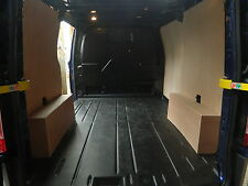 Ford Transit Custom SWB Ply Lining Kit Without a Floor