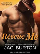 Rescue Me by Jaci Burton (2014, MP3 CD, Unabridged)