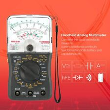 Mini Handheld Analog Multimeter AC/DC Voltage Current Ohm Battery dB Tester