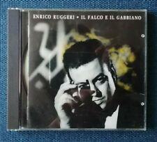 """CD """"ENRICO RUGGERI Il falco e il gabbiano"""" 1990 CGD 9031 71753-2 - NM"""