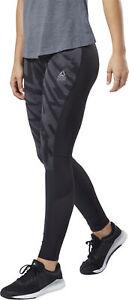 Reebok Crossfit Womens Long Compression Tights - Black