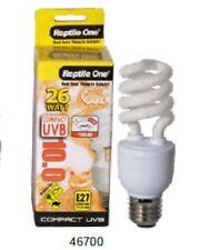 Reptile One R1-46700 Lamp Compact 26W UVB 10.0% E27 Screw - Reptiles & Amphibian