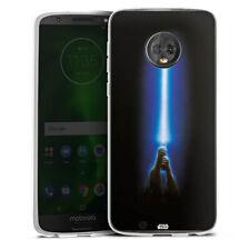 Lenovo MOTO g6 Custodia in silicone case cellulare-Jedi Lightsaber