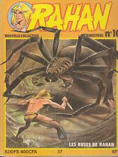 C1 Andre CHERET - RAHAN # 10 2e Serie LES RUSES DE RAHAN 1979 Pif VAILLANT