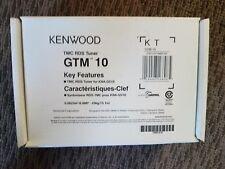 Kenwood GTM 10 TMC RDS Tuner for KNA-G510