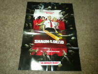 SHAUN OF THE DEAD -SIMON PEGG 2004 1/one sheet movie poster 27x41 inches